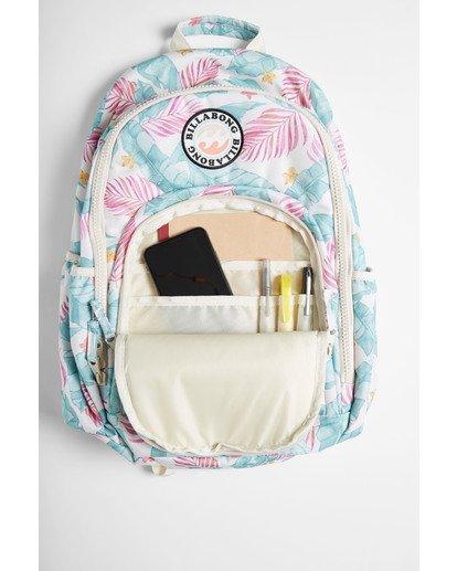 7 Girls' Roadie Jr Backpack Blue GABKQBRO Billabong