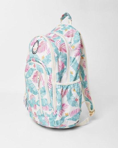 1 Girls' Roadie Jr Backpack Blue GABKQBRO Billabong