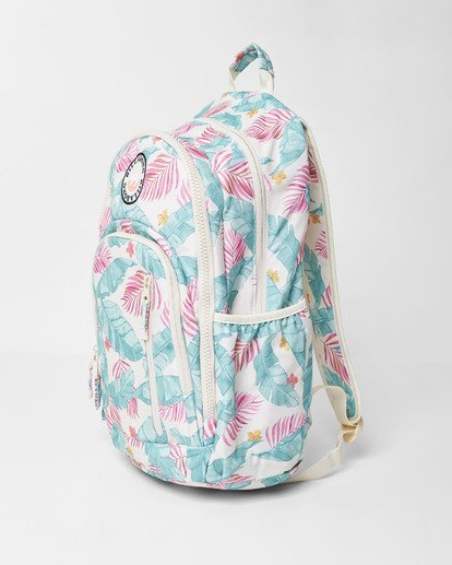 3 Girls' Roadie Jr Backpack Blue GABKQBRO Billabong