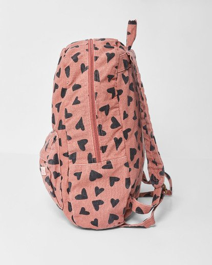 2 Girls' Hand Over Love Jr Backpack Brown GABKVBHA Billabong