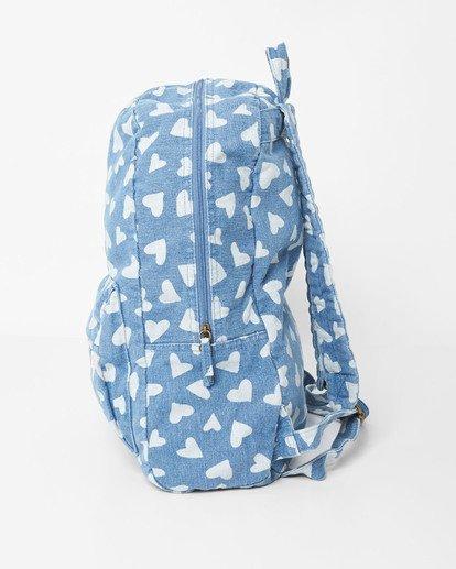 2 Girls' Hand Over Love Jr Backpack Blue GABKVBHA Billabong