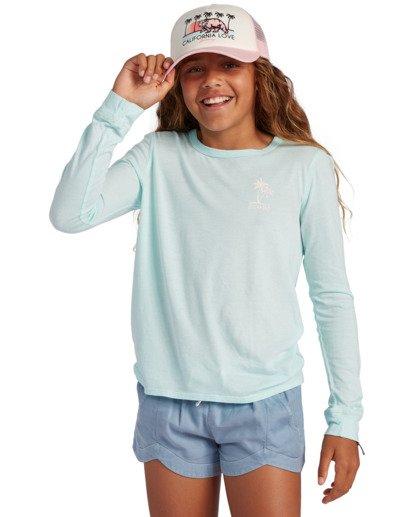 4 Girls' Pitstop Trucker Hat Multicolor GAHTHPIT Billabong