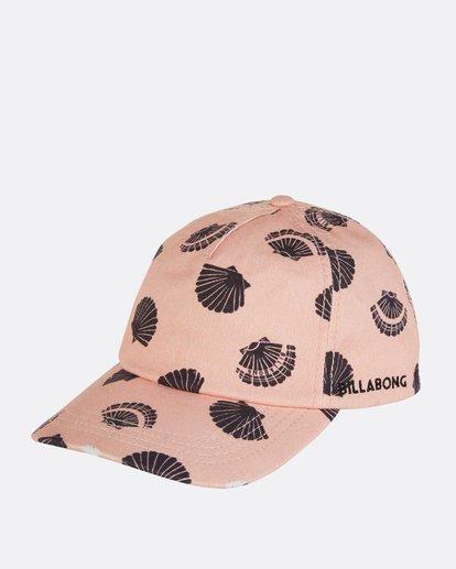 1 Girls' Surf Club Hat Pink GAHWNBSU Billabong