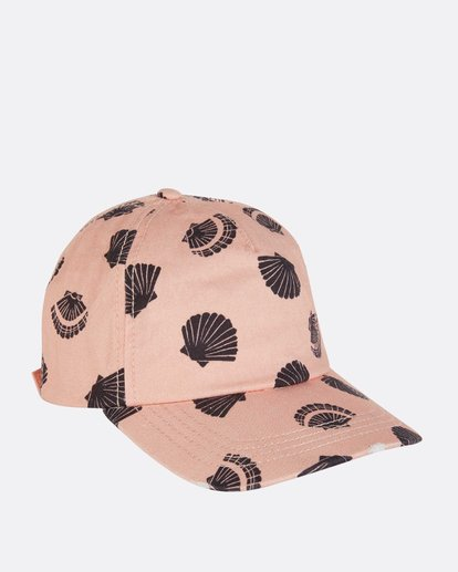 3 Girls' Surf Club Hat Pink GAHWNBSU Billabong