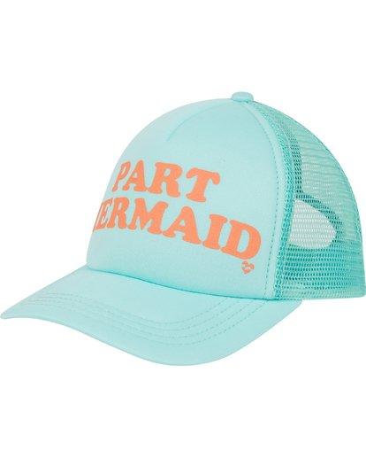 0 Girls' Ohana Trucker Hat  GAHWPBOH Billabong