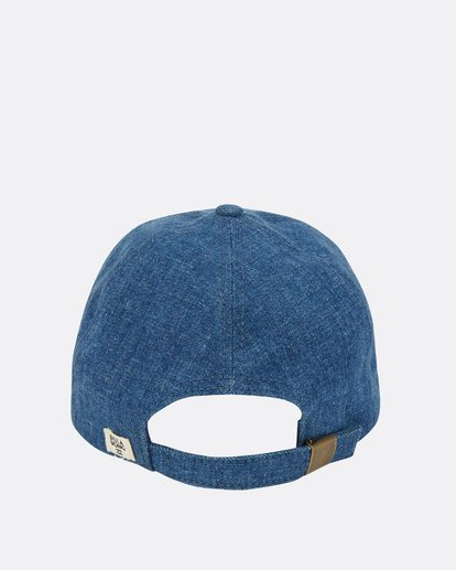 3 Girls' Surf Club Cap Blue GAHWPBSU Billabong