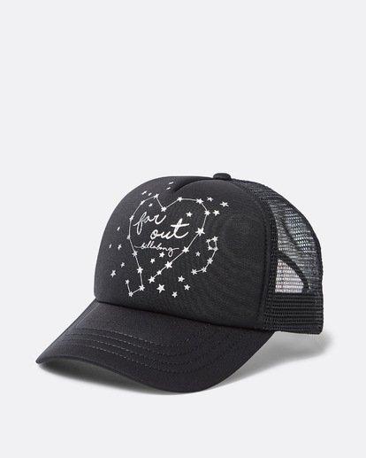 0 Ohana Trucker Hat Black GAHWQBOH Billabong