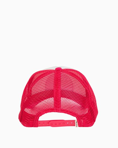 3 Girls' Ohana Trucker Hat Pink GAHWQBOH Billabong