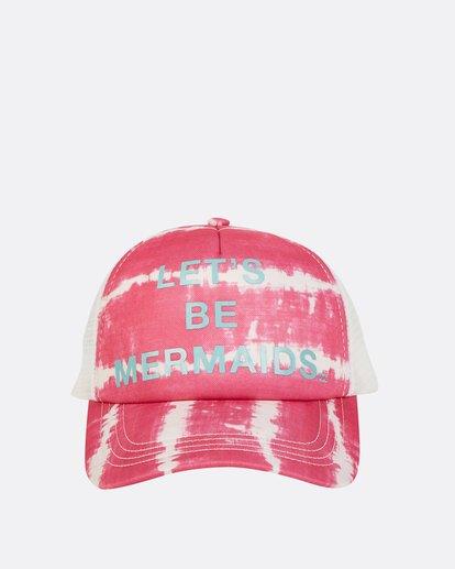 1 Girls' Ohana Trucker Hat  GAHWQBOH Billabong