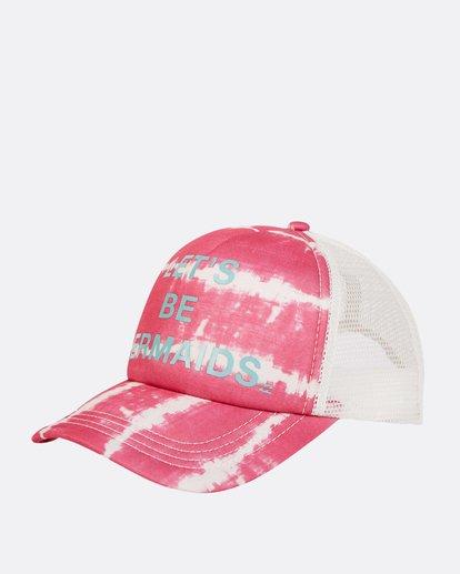 0 Girls' Ohana Trucker Hat  GAHWQBOH Billabong