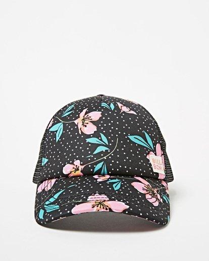 1 Girls' Shenanigans Trucker Hat Multicolor GAHWQBSH Billabong
