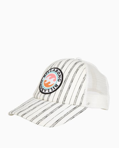 0 Girls' Shenanigans Trucker Hat Black GAHWQBSH Billabong