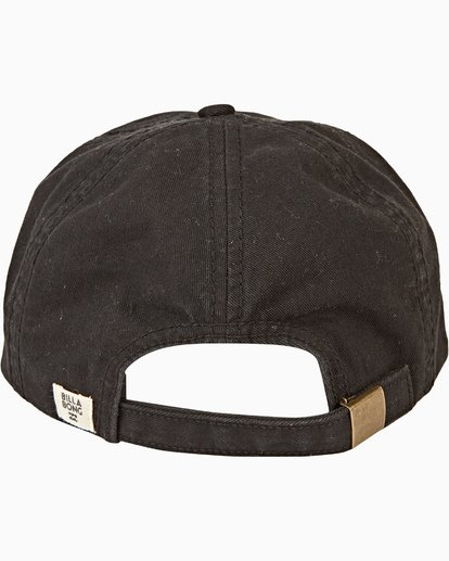 3 Girls' Surf Club Baseball Cap Black GAHWQBSU Billabong