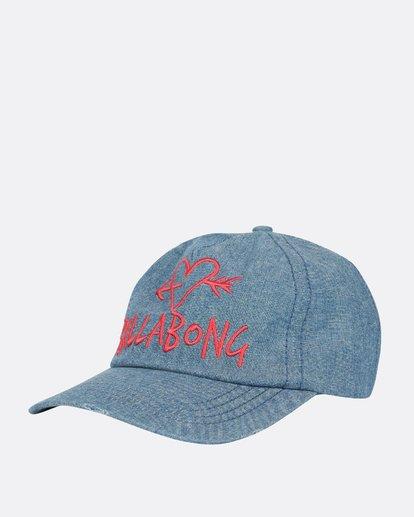 0 Surf Club Baseball Cap Blue GAHWQBSU Billabong