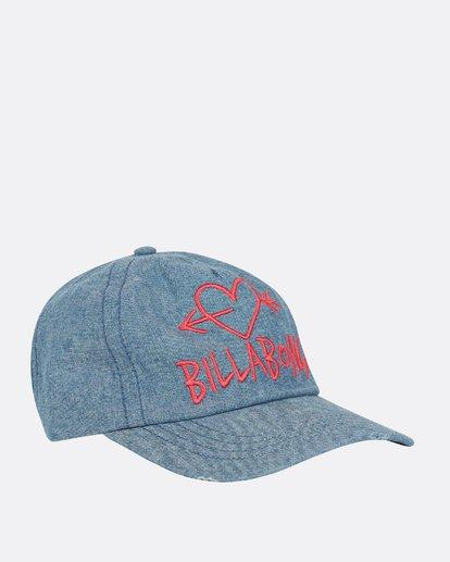 2 Surf Club Baseball Cap Blue GAHWQBSU Billabong