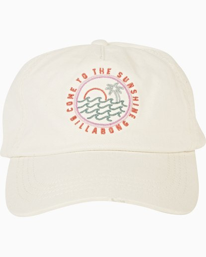 1 Girls' Surf Club Baseball Cap Black GAHWQBSU Billabong