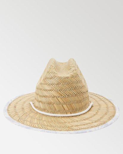 1 Girls' Beach Dayz Lifeguard Hat Brown GAHWTBBE Billabong