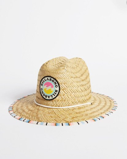 0 Girls' Beach Dayz Lifeguard Hat Red GAHWTBBE Billabong