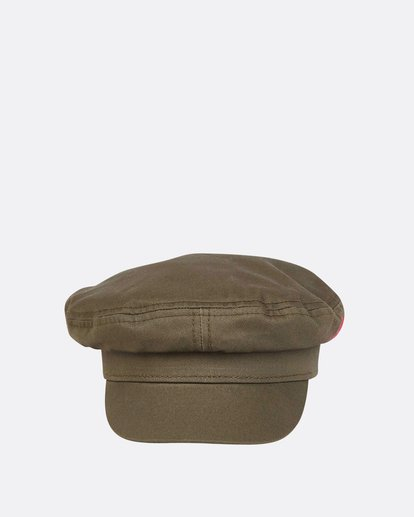 1 Girls' Jr Captain Captain Hat Green GAHWTBJR Billabong