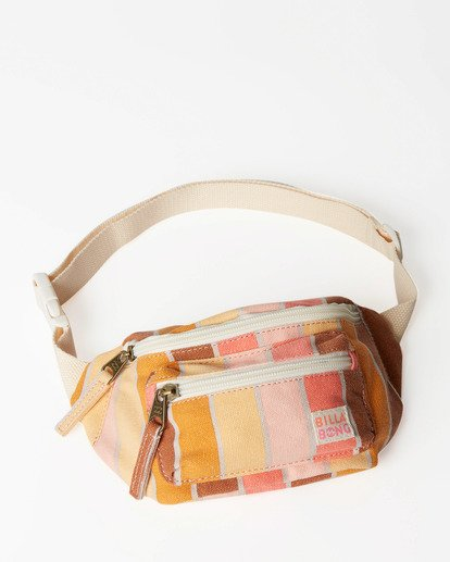 0 Girls' Zip It Jr Waist Pack Multicolor GATVWBZI Billabong
