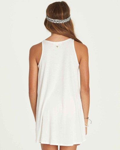 2 Girls' Choose You Dress Grey GD01PBCH Billabong