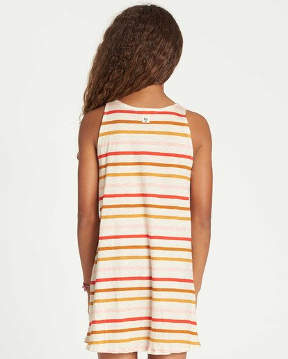 2 Girls' Choose You Tank Dress  GD01TBCH Billabong