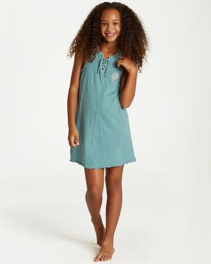 0 Girls' Get Going Dress Multicolor GD01VBGE Billabong