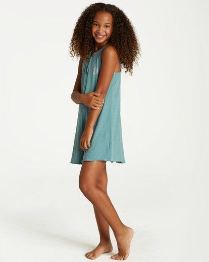 1 Girls' Get Going Dress Multicolor GD01VBGE Billabong