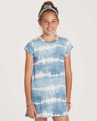 0 Girls' Stand Off Dress  GD02NBST Billabong