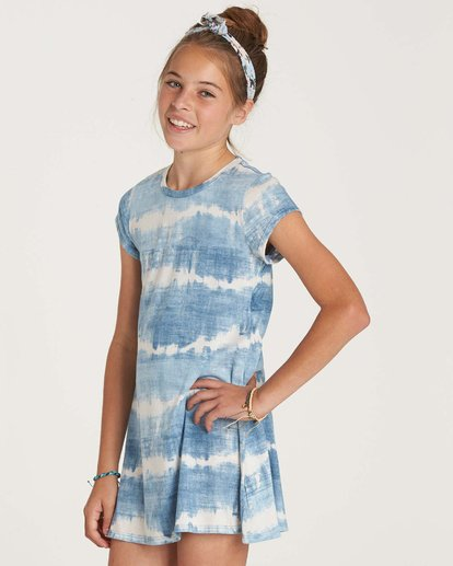 1 Girls' Stand Off Dress  GD02NBST Billabong