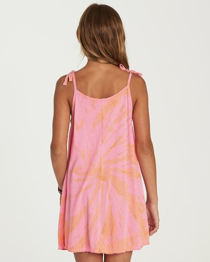 2 Girls' Beachy Babe Dress  GD02UBBE Billabong