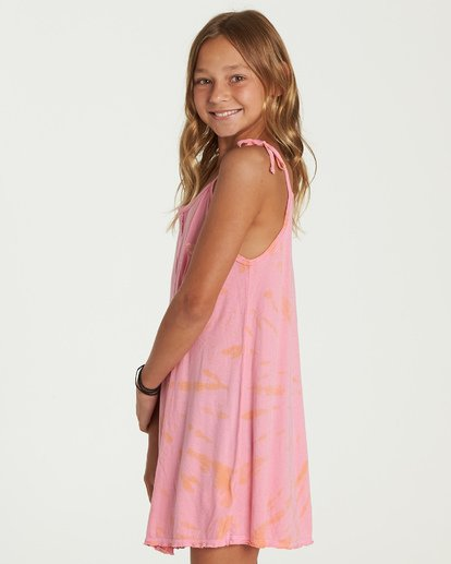1 Girls' Beachy Babe Dress  GD02UBBE Billabong