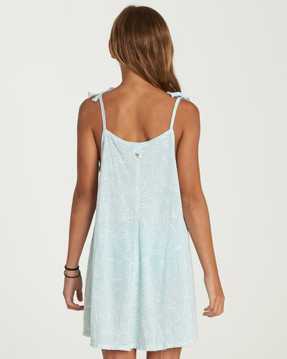 2 Beachy Babe Dress Blue GD02UBBE Billabong