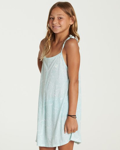 1 Beachy Babe Dress Blue GD02UBBE Billabong