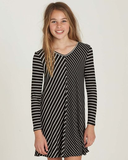 0 Girls' Just Because Dress  GD03MJUS Billabong