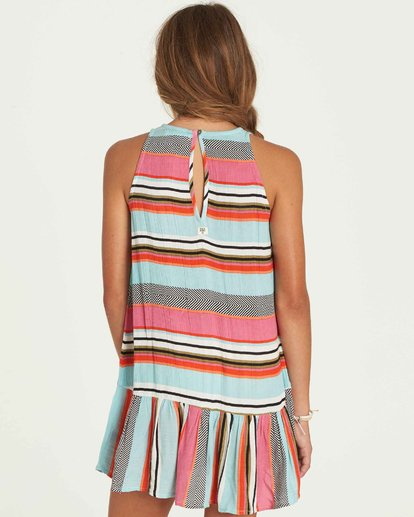 2 Girls' Universal Love Dress  GD03PBUN Billabong