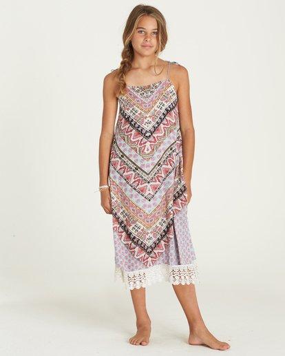0 Girls' Night Kid Dress  GD04PBNI Billabong