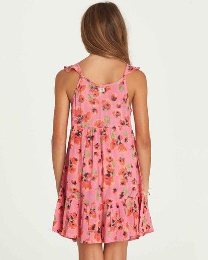 2 Girls' Sundazer Dress  GD05PBSU Billabong