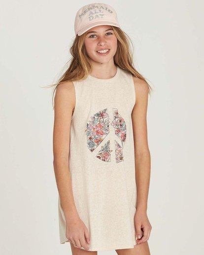 0 Girls' Peace Out Dress  GD06MPEA Billabong