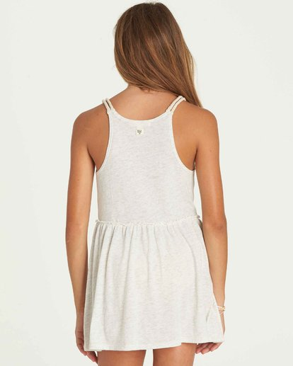 2 Girls' Soul Wax Dress  GD06PBSO Billabong