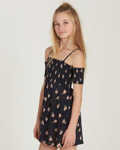 1 Girls' Flora Soiree Dress  GD07MFLO Billabong