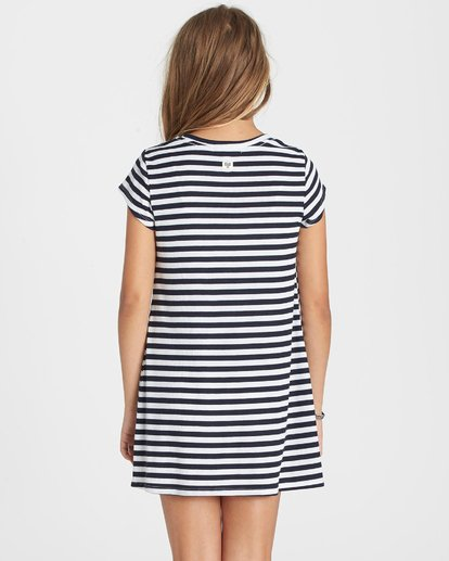 2 Girls' Stand Off Dress  GD08KSTA Billabong