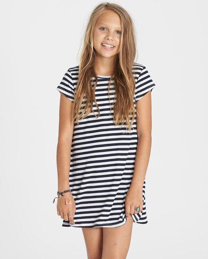 0 Girls' Stand Off Dress  GD08KSTA Billabong