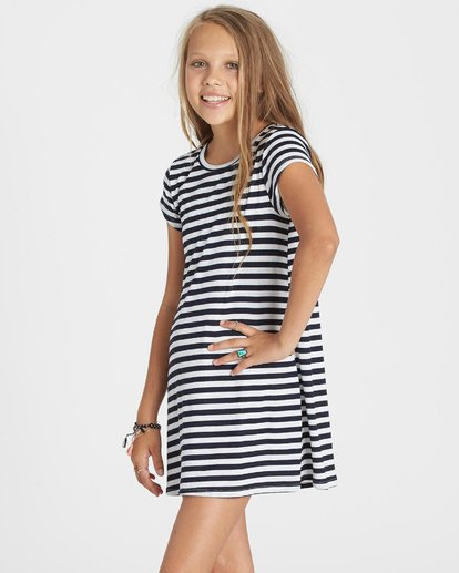 1 Girls' Stand Off Dress  GD08KSTA Billabong