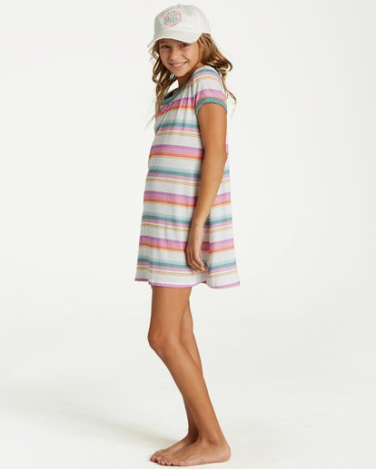 1 Girls' Play Parade Dress Black GD11VBPL Billabong