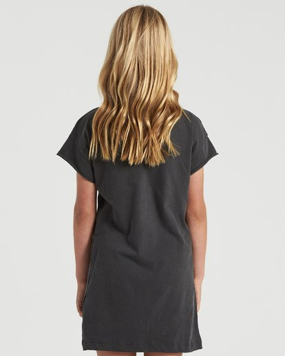 5 Girls' Free Fall Dress Black GD403BFR Billabong