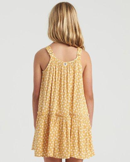 5 Girls' Butterscotch Dress Grey GD473BBU Billabong