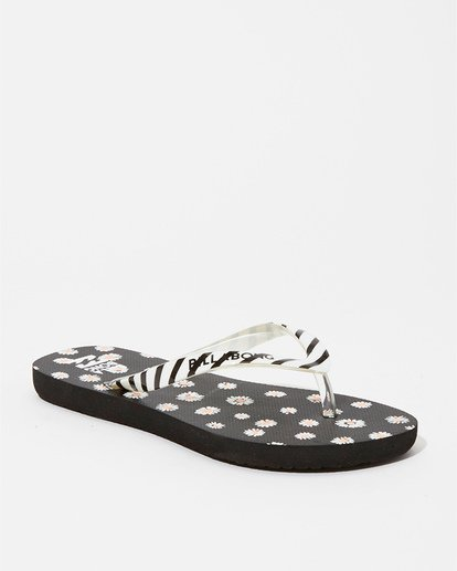 5 Girls' Dama Jr Sandal Black GFOT1BDA Billabong