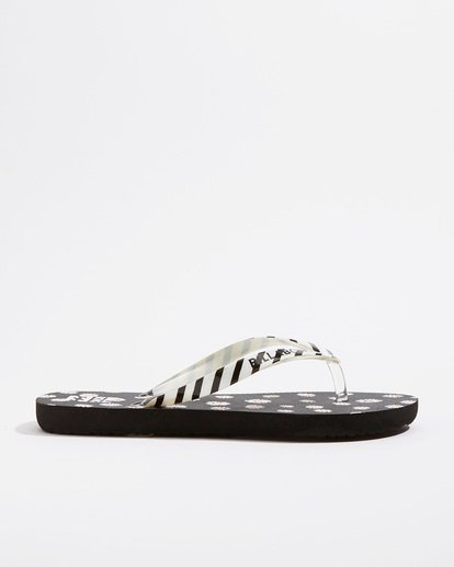 3 Girls' Dama Jr Sandal Black GFOT1BDA Billabong