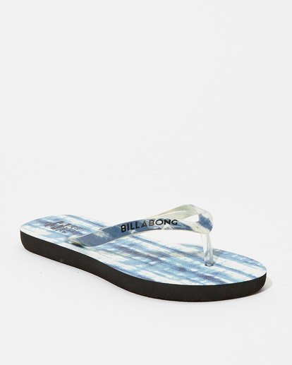 1 Girls' Dama Jr Sandal Blue GFOT1BDA Billabong